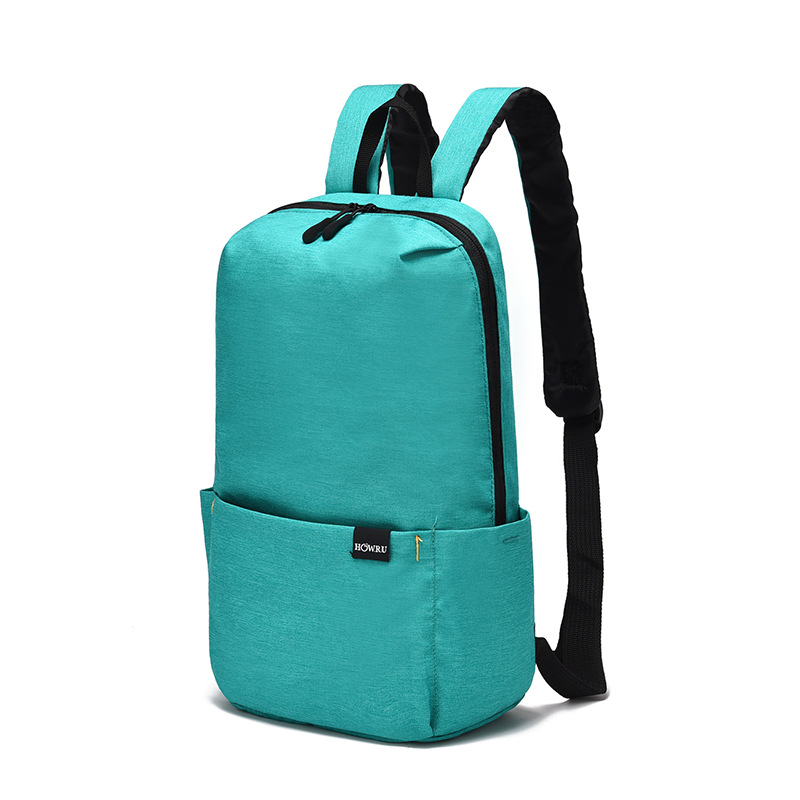 New Backpack Multifunctional Simple Casual Travel Nylon Bag Boy Girl Fashion Trend Notebook  Backpack  Small Backpack