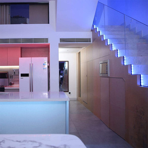Image 5 - Yeelight אורורה חכם אור רצועת בתוספת YLDD04YL 2m LED RGB WiFi חכם בית תפאורה אור עבודה עם Alexa Google עוזר Mi הבית