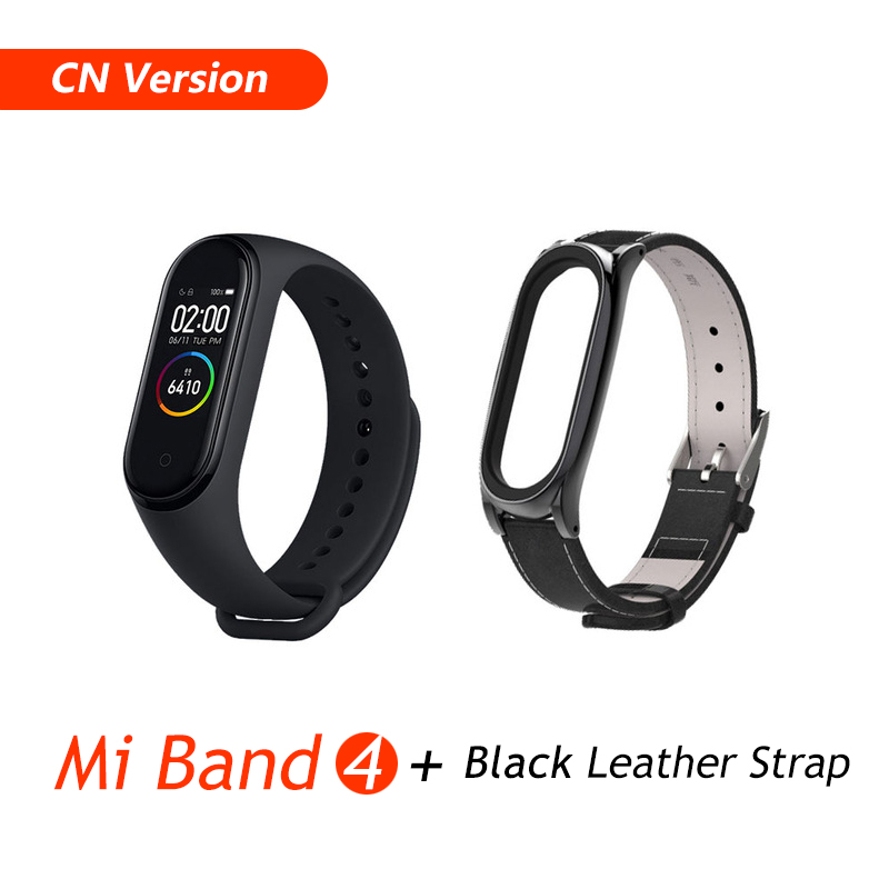 CN Add Black Leather