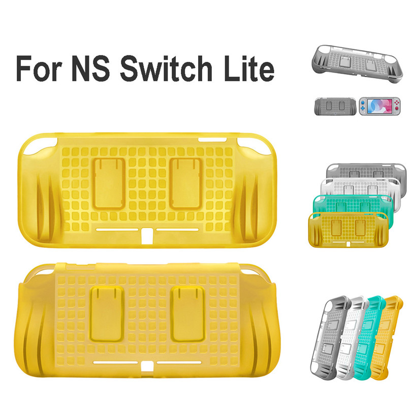 Anti Scratch Integrated Soft TPU Case Protect Shell Skin For NS Switch Lite Full Protection BREATHABLE DESIGN 40AUG72