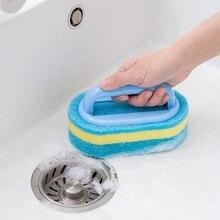 Керамика щетка для чистки стекла Кухня Ванная комната туалет
