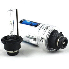 FSYLX-bombilla de Xenón HID para coche, lámpara de repuesto de Faro, fuente de luz automática, 4300K, 5000K, 6000K, 8000K, 10000K, 55W, D2S, D2C, 1 par