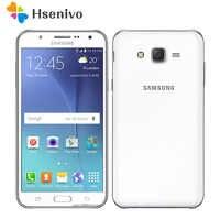"""Envío gratis Samsung Galaxy J5 J500F Dual Sim desbloqueado teléfono celular 5,0 """"LCD pantalla Quad core 1,5 GB RAM 16GB ROM Refurbished"""