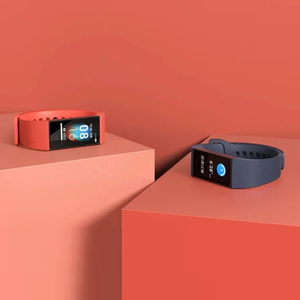 Image 2 - IN stock Newest Xiaomi Redmi Band Smart Wristband Heart Rate Fitness Sport Tracker Bracelet Multiple Face 1.08 Color Touch Scree