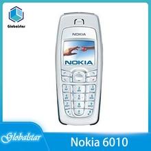 Nokia 6010 Refurbished Original 6010 unlocked gsm 900/1800 mobile phone with free shipping