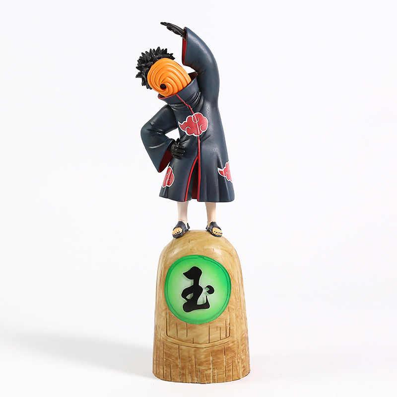 נארוטו Shippuden Akatsuki Uchiha Obito Itachi Deidara Hoshigaki Kisame Hidan Kakuzu PVC איור צעצוע