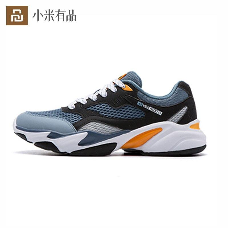 Xiaomi Mijia Yearcon Retro Sneakers High Elastic Midsole Upper TPU + Rubber Non slip Wear Resistant Men Sneakers Sports Shoes|Smart Remote Control| - AliExpress