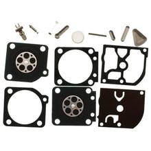 Carburetor Gaskets Repair Kit For Husqvarna 531004553 531 00 45-53 For Zama C1Q-EL12 C1Q-S134, C1Q-S135, C1Q-S136 Tools New