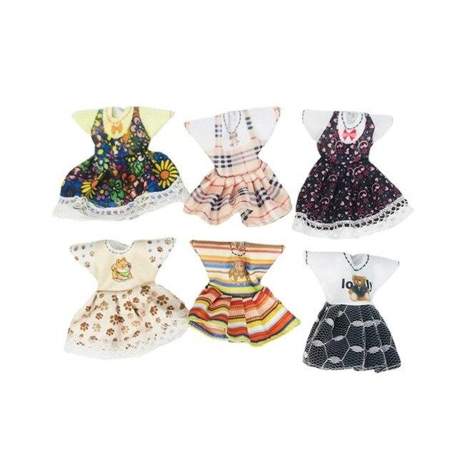 Одежда для шарнирной куклы 16 см. 1