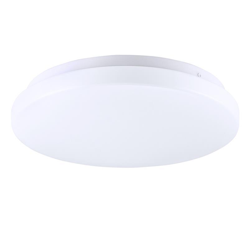 LED Ceiling Light With Motion Sensor light 12W 220V Round / Round Bottom LED Ceiling Light For Entrance Balcony Corridor