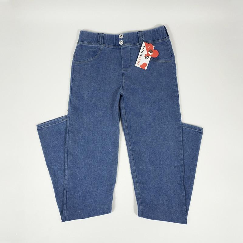 Jeans-blue
