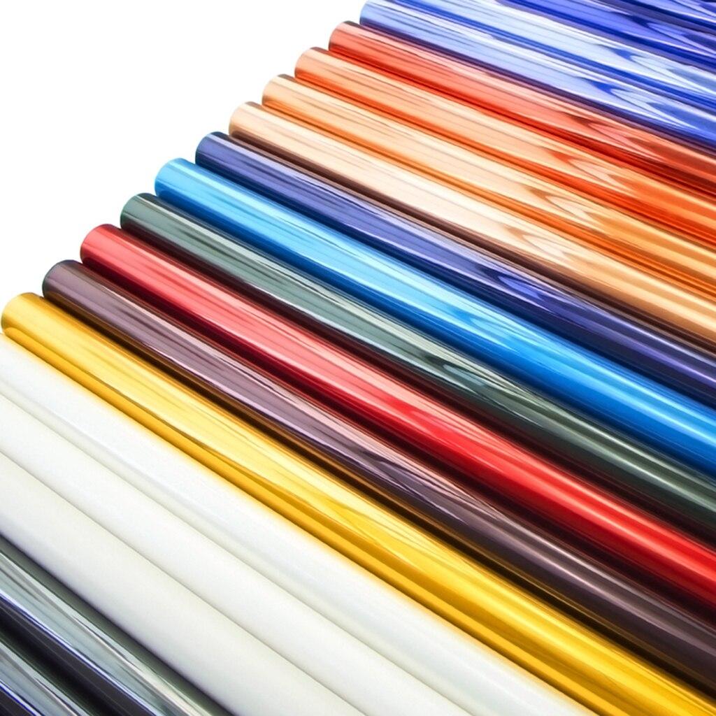 2019 nouveau filtre de couleur de Gels de papier de 40x50cm pour l'éclairage d'étape lumières légères de rousse utilisées dans la partie de théâtre d'étape de vidéo de film