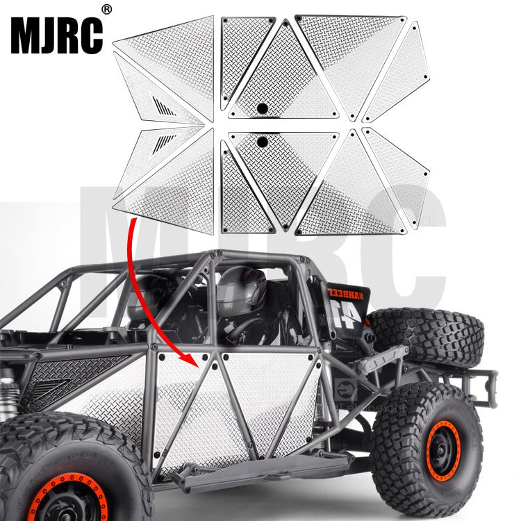 TRAXXAS 1/7 Unlimited Desert Racer Frame Side Protection Board UDR Frame Metal Protection Board 85076-4