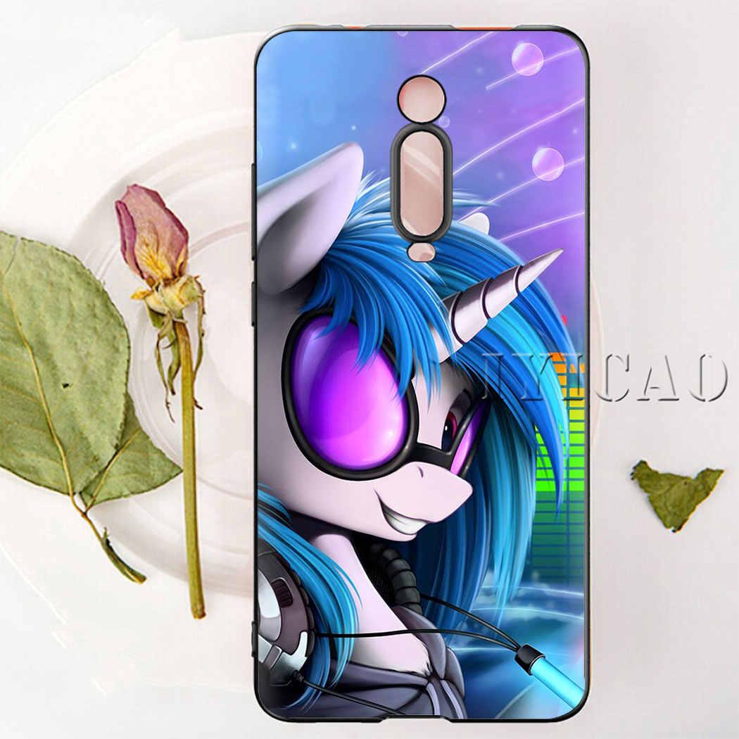 IYICAO Мягкий силиконовый чехол для телефона My Little Pony Friendship is Magic для Redmi 8A 4A 4X 5A 6A 5 6 Plus 7 S2 Note 4X5