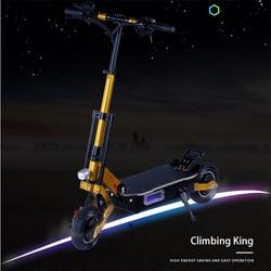 Skuter elektryczny 5000W Patinete Electrico Adulto E skuter elektryczny rower bateria litowa Samsung Hulajnoga Elektryczna Escooter 2
