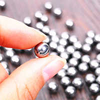100pcs 8mm Steel Ball For Hunting Professional Slingshot Stainless Bow Ammo Sling Steel balls Accessories Children's Adult Toys