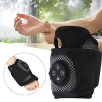 Smart Handgelenk Klammer Handgelenk Massager Entspannung Behandlungen Hand Kompression Luft Massager Heiße Kompresse Handgelenk Heizung Brace Massage