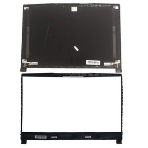 Novo para msi gf63 8rc 8rd MS-16R1 tampa traseira caso superior portátil lcd capa traseira 3076r1a211hg01/lcd moldura capa 3076r1b211ta21
