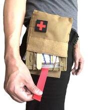 Тактический охотничий рюкзак molle для оказания первой помощи