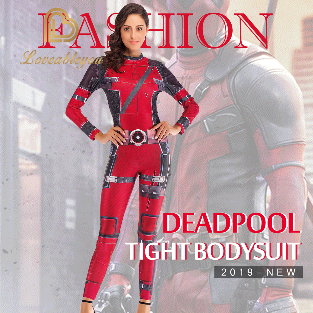 Mystique Marvel Hero Anime Aquaman Wife Mera Cosplay Deadpool Costumes For Suit