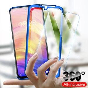 Роскошный чехол 360 для Samsung Galaxy A21S A11 A31 A51 A71 A10 A10S A10E A20 A30 A30S A40 A50 A60 A70, Полностью Защищенный чехол из поликарбоната|Бамперы|   | АлиЭкспресс
