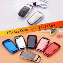 Tpu высокого качества чехол для автомобильного ключа защитный