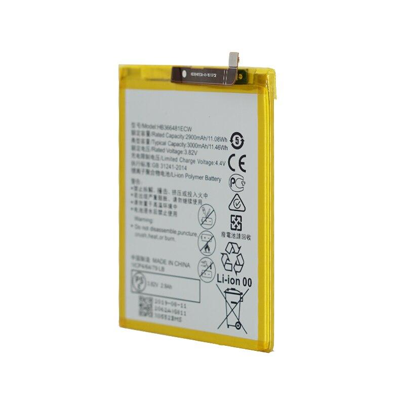 Купить сменный аккумулятор 3000 мач hb366481ecw для huawei p9 lite