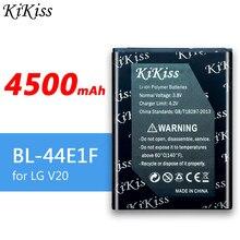 D'origine KiKiss Batterie BL-44E1F Pour LG V20 H990 F800 VS995 US996 LS995 LS997 H990DS H910 H918 Batterie BL-44E1F / BL 44E1F