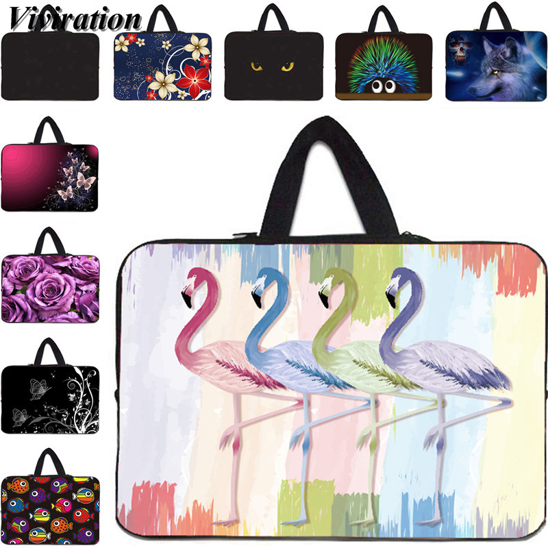Briefcase Laptop Bag 14 Inch Funda 11.6 12 Chromebook Case 13 13.3 15 15.6 17 17.3 10 Notebook Tablet PC Cover Pouch Sleeve Bag