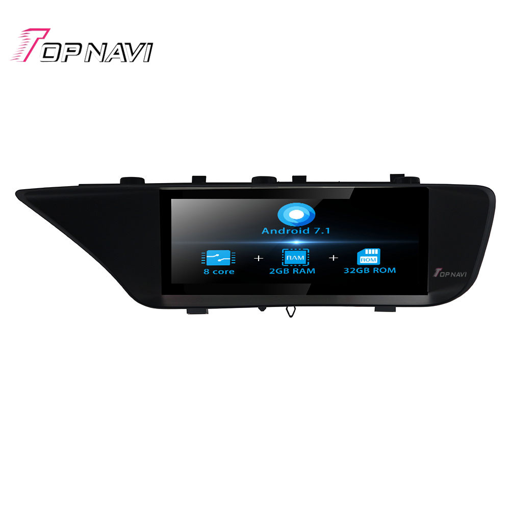 Autoradio <font><b>12</b></font>.3'' Android 7.1 For Lexus GS300 GS350 GS400 GS430 GS450h GS460 2012-2017 Stereo Car Radio Multimedia Player 2 Din image