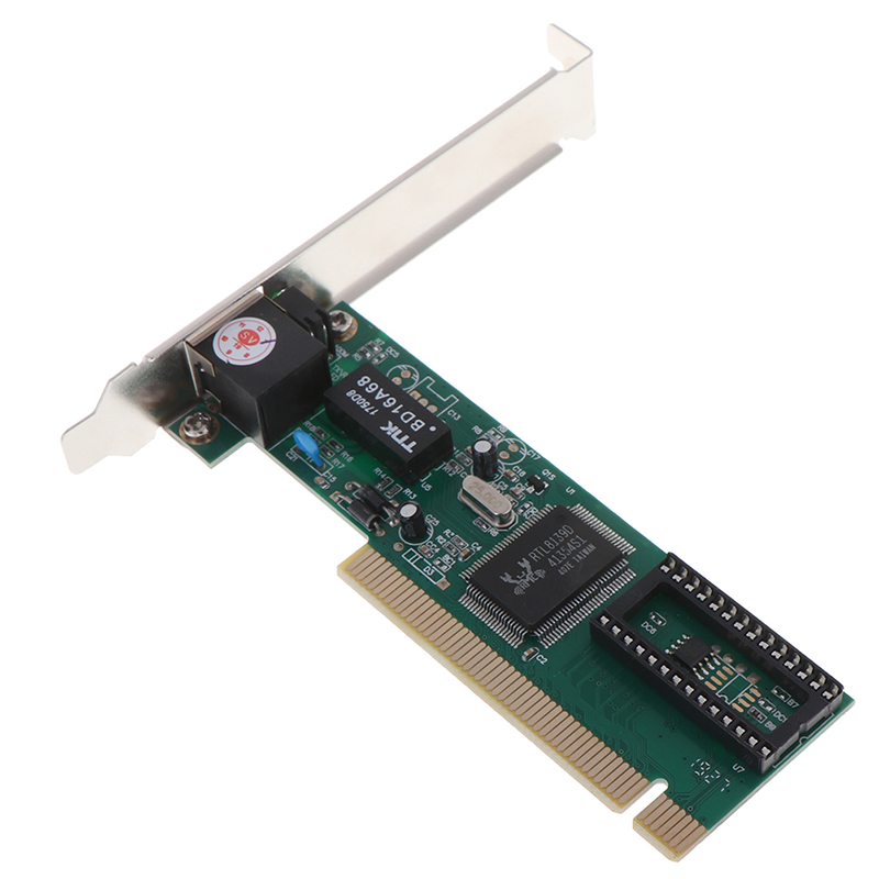 PCI RTL8139D 10/100M 10/100Mbps RJ45 Ethernet Network Lan Card Network PCI Card