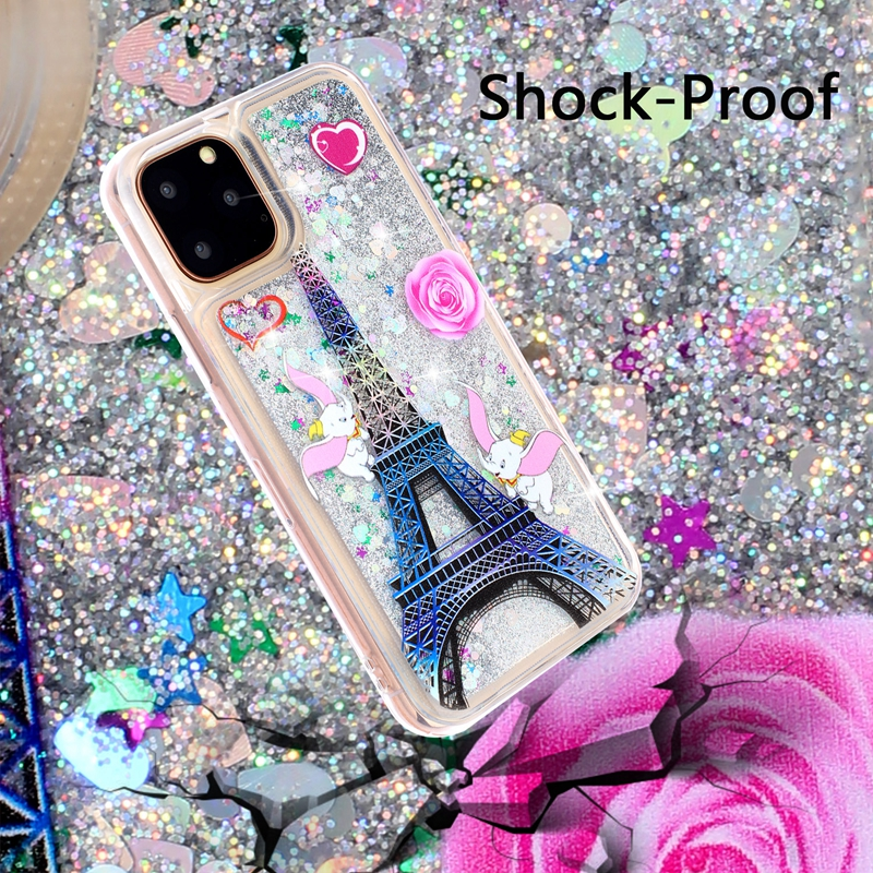 Girls Glitter Star Case for iPhone 11/11 Pro/11 Pro Max 38