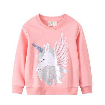 Unicorn Sweater Girl  Magical Wings 1