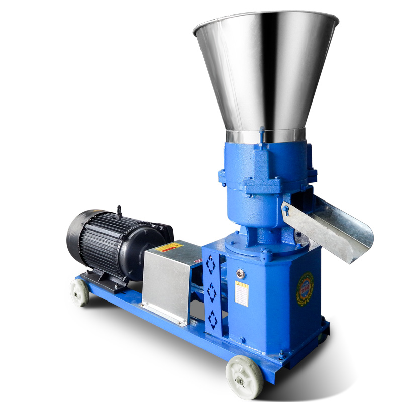 Floating Fish Feed Extruder Machine In Nigeria/Poultry Feed Making Machine Feed Pellet Machine