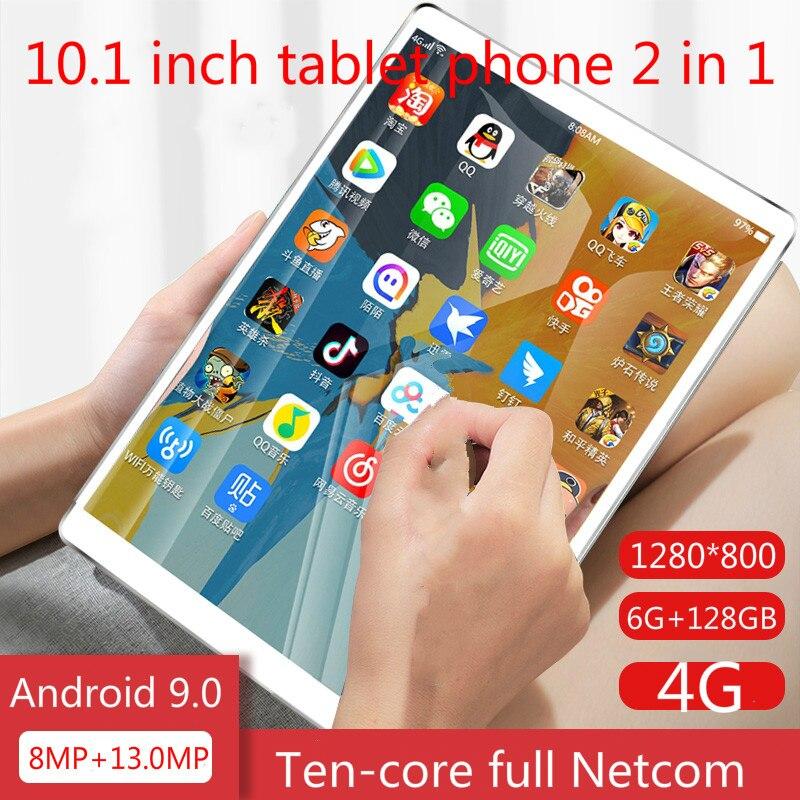 [Novo produto em 2021]10.1 polegada tablet computador dedicado lição on-line para os alunos a aprender 2in1android jogo tablet combo