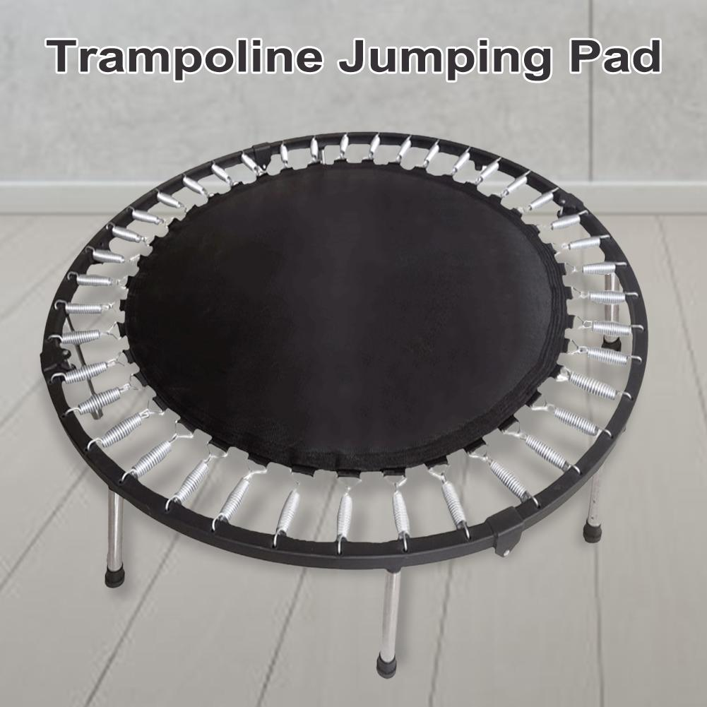 Trampoline Jumping Pad Elastic Net Round Trampoline Bounce Mat Replacement Mat For Trampoline Home Fitness Accessories