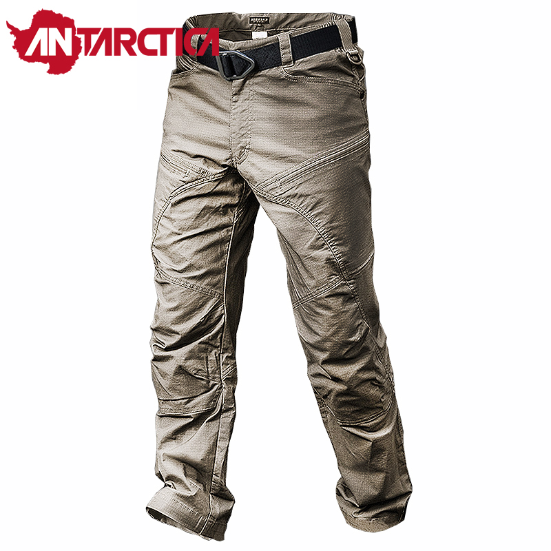 Khaki Summer Trekking Outdoor Trek Mountain Hunting Fishing Hiking Pants Men Tactical Waterproof Pants Women Military Trousers