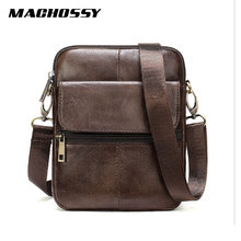Casual Men Shoulder Bag Vintage Crossbody Bag High Quality Male Bag Genuine Leather Handbag Capacity Men Messenger Bags Tote Bag high quality large capacity men pu leather computer business handbag casual vintage shoulder crossbody bag for travel work
