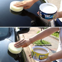 Car Wax Polishing Paste Wax Scratch Repair Agent Paint Car Crystal Hard Wax Paint Care Waterproof Coating Wax automotiva