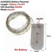 CR2032 Battery-5M