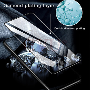 Image 5 - 9D Protective Glass On The For Xiaomi redmi note 7 6 5 8 PRO Screen Protector For redmi 6 PRO 6A Tempered Glass on redmi K20 PRO