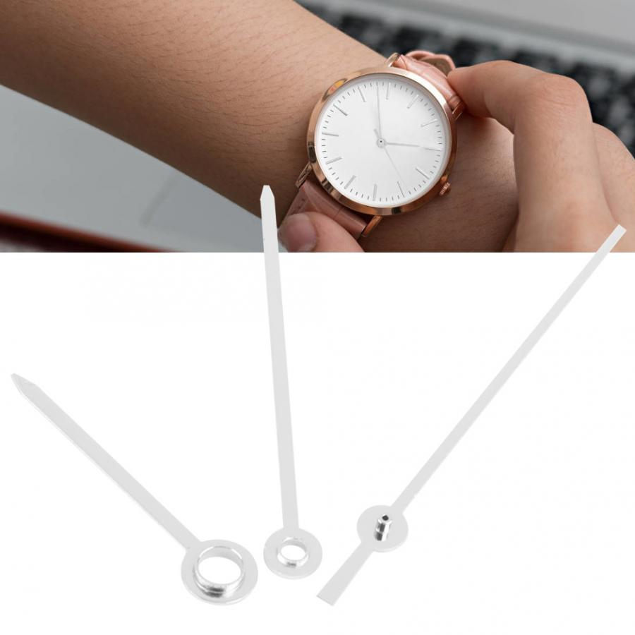 Watch Parts Repair Watch Hour Minute Second Hands Watch Needles Fit for 1005 Movement Watch Accessory Tool for Watchmaker l