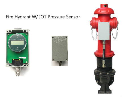 H11db65cbc9b14e82b6d437cdba5f10c5H - NB-IOT Verified Internet of Things Device Water Tank Level Sensor