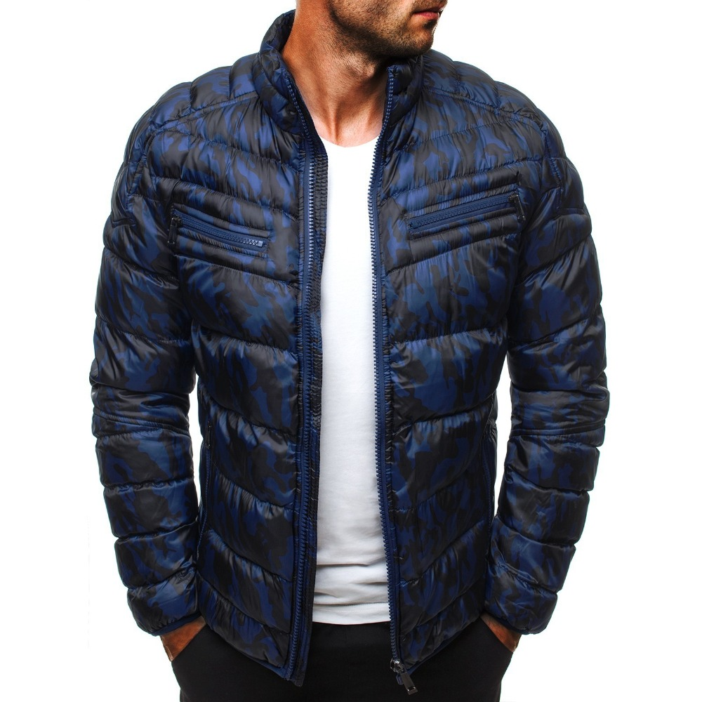 ZOGAA HOT Winter WARM Jackets Men 2020 Casual Mens Jackets And Coats Solid Parka Men Outwear Plus Size 3XL Jacket Male Clothing