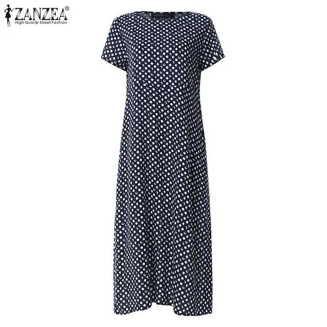 classic  dress, comfortable and has pockets, day dress 4