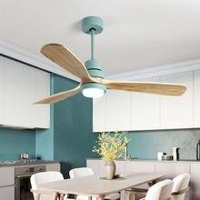 52 дюйма потолочный вентилятор светильник дистанционного Управление