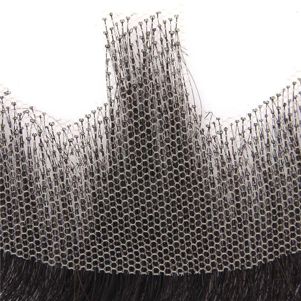 diária filme de vídeo televisão produção laço peruca de cabelo do homem