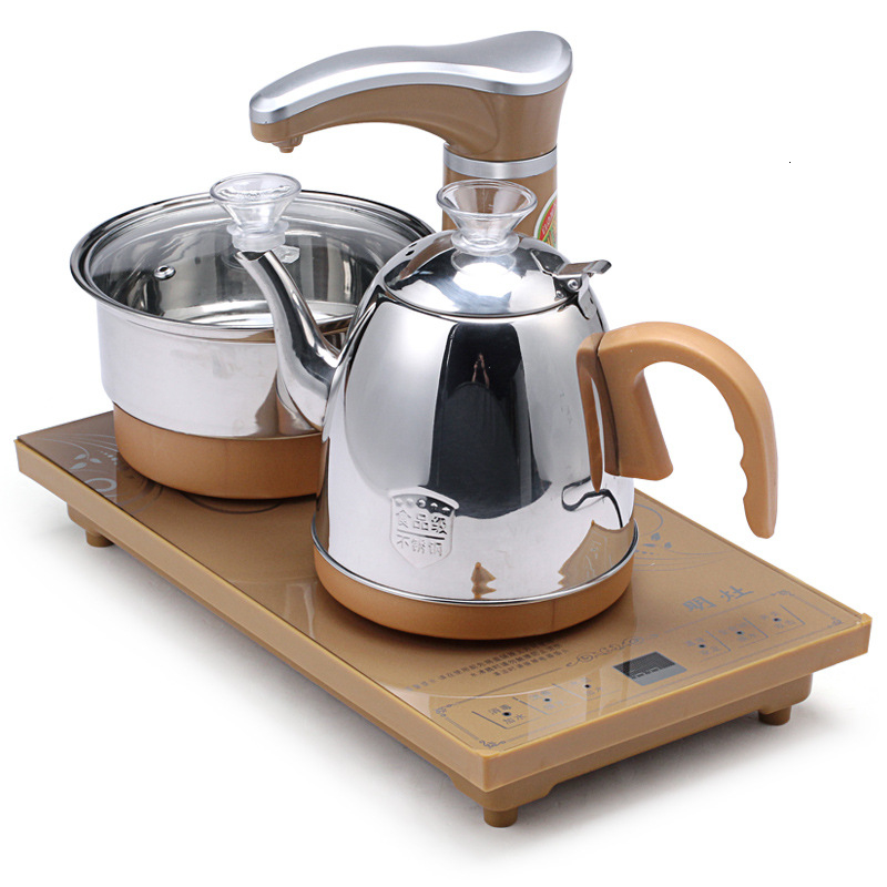 Fully Water Kettle Boil Water Kettle Electric Kettle Heat Preservation Tea Set Tea Furnace Household To Work In An Office 20x37