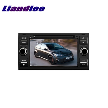 Liandlee For Ford For Mondeo Connect 2005~2008 LiisLee Car Multimedia TV DVD GPS Audio Hi-Fi Radio Original Style Navigation