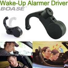 Черный Wake-Up Alarmer Driver безопасность дорожного движения ухо Warner Drive держать бодрствование анти-сон сонливая сигнализация Doze Nap автомобильное безопасное оповещение